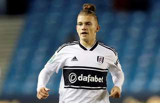 Harvey Elliot debuted for Fulham as a 16-year-old