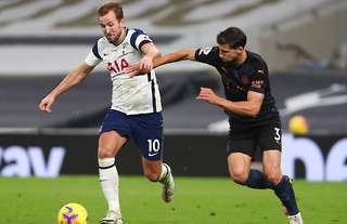 Harry Kane was at his brilliant best vs Manchester City