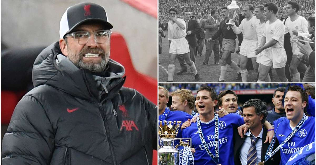 The 10 longest unbeaten home runs in football history after Liverpool set club record v Leicester