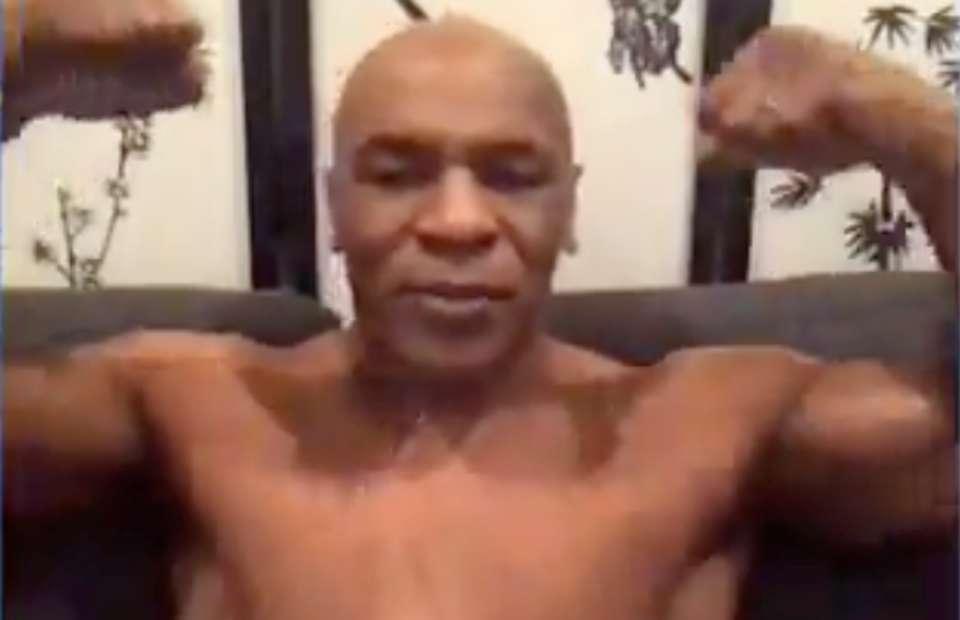 The Best Mike Tyson Vs Roy Jones Jr Full Fight