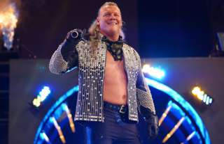 Jericho is willing to box Tyson. Photo credit: AEW
