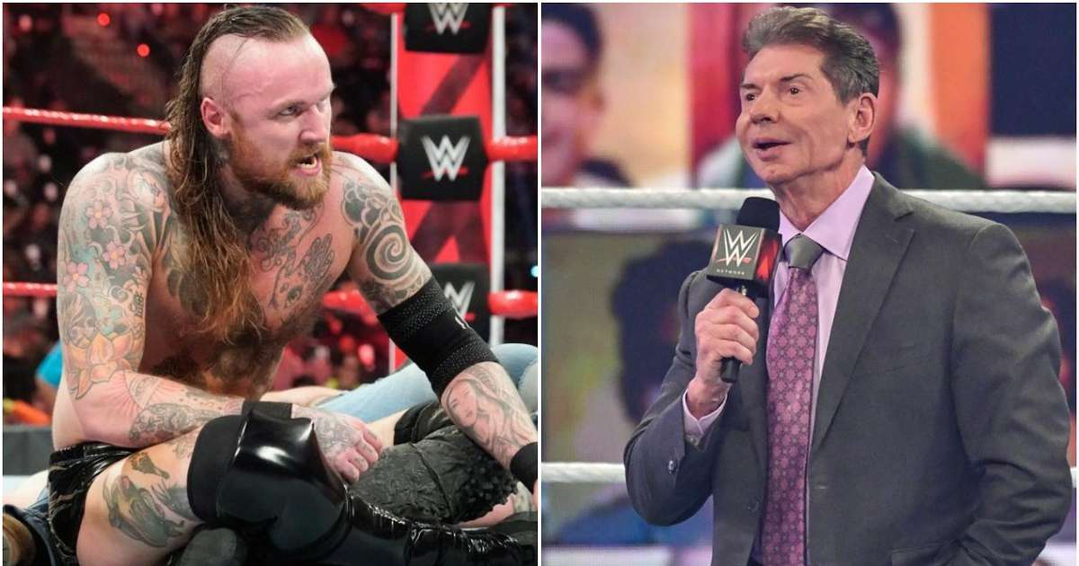Aleister Black has been 'forgotten about' by WWE management - they 'don't see anything in him'